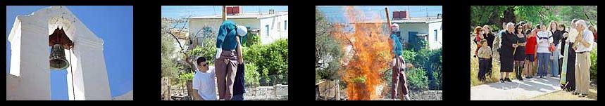 Greek Easter customs in Crete - Sfakia-Crete.com